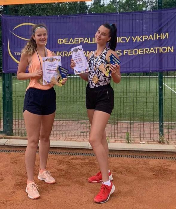 Сьогодні в Ірпіні (тенісний центр ФТУ «Grand Admiral») завершився чемпіонат України з тенісу (категорія «А»).