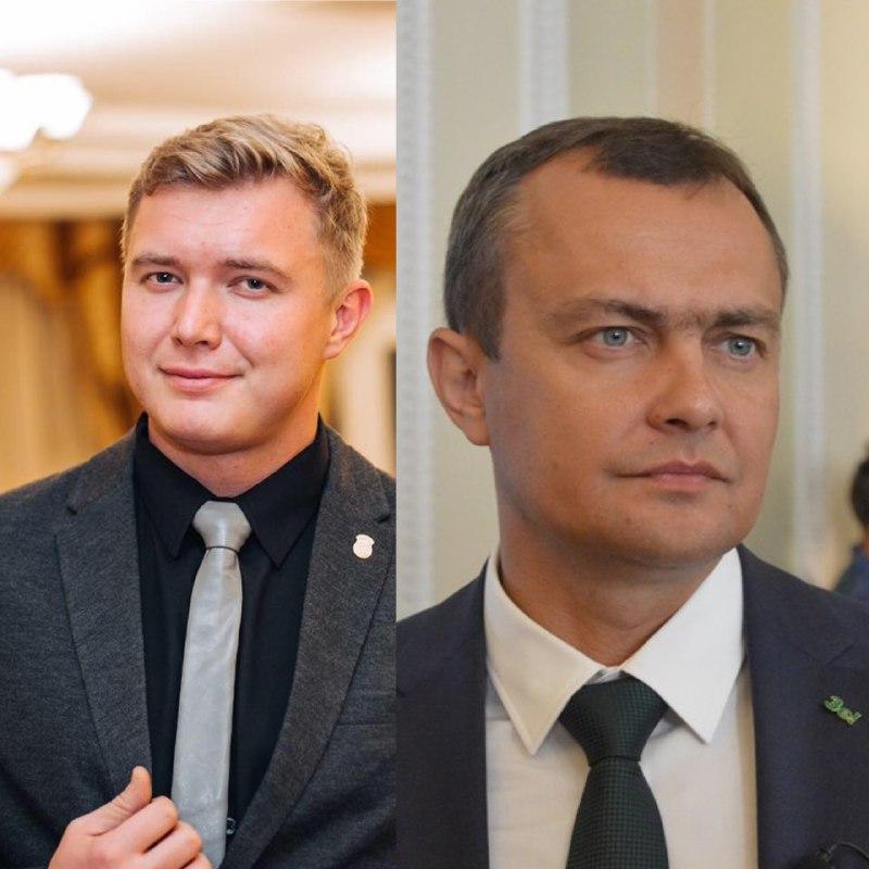 За словами журналіста Віталія Глаголи, Ігор Кривошеєв більше не куратор Закарпаття від «Слуги народу».