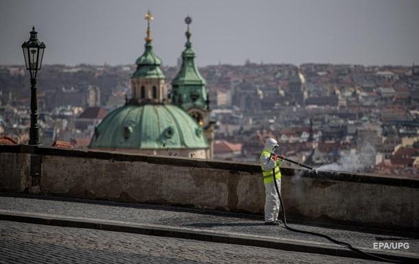 Уряд Чехії переглянув графік ослаблення інших обмежувальних заходів. Магазини та підприємства сфери послуг відкриються раніше, ніж очікувалося.