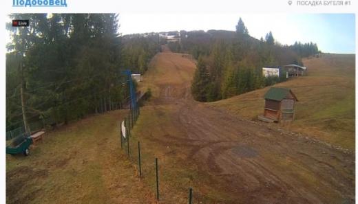 На гірськолижних курортах Закарпаття зараз не має снігу. Через теплу погоду ця сфера туризму в області недоотримала щонайменше 250 млн грн.