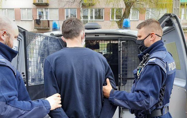 Інцидент стався в місті Радомсько.