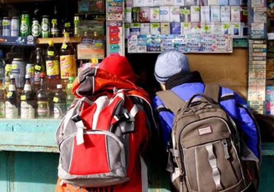 Підприємців Дубового оштрафували за продаж алкоголю та сигарет неповнолітнім.