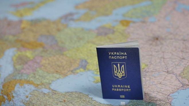 Паспорт України посідає 41-у сходинку світового рейтингу, за даними індексу паспортів Henley Passport Index, оприлюдненому 8 січня 2019 року.