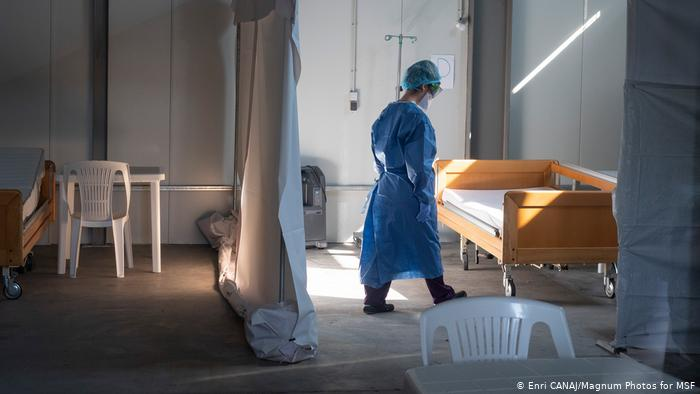 За останні два тижні на Берегівщині швидко шириться третя хвиля ковід-пандемії.