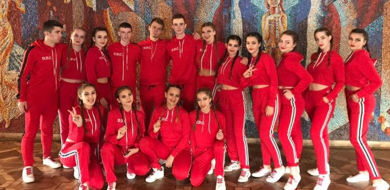 Виноградівські танцюристи перемогли у міжнародному онлайн-конкурсі (ВІДЕО)
