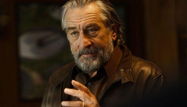Називають також і актора, який може зіграти головну роль - Роберт де Ніро.