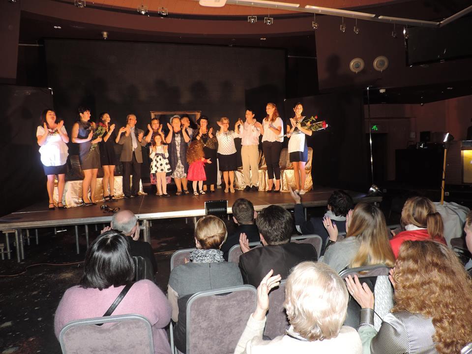 Берегівчани виступили на Міжнародному театральному конкурсі в Києві
