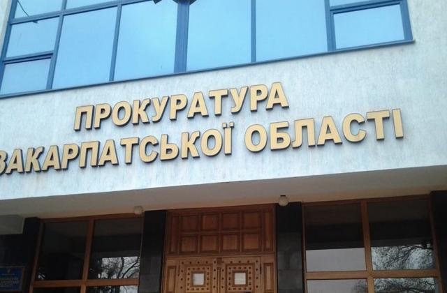Ужгородська місцева прокуратура звернулась до Господарського суду з позовною заявою поданою в інтересах держави до державного підприємства та місцевого фермерського господарства.