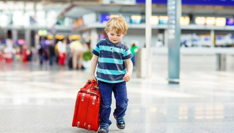 До уваги закарпатців: спрощені правила перетину кордону дітьми