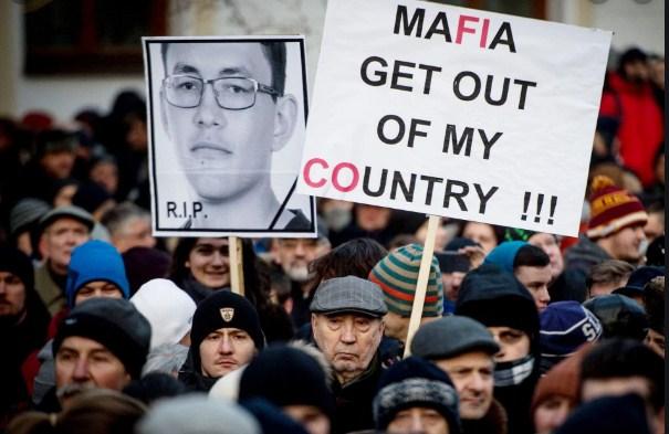 Через півтора року після вбивства словацького журналіста Яна Куцяка і його нареченої Мартіни Кушнірової прокуратура заявила, що розслідування виявило низку інших серйозних злочинів.