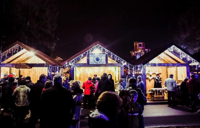 Фестиваль проводиться з 9-го по 14 січня 2020 року в Мукачеві, в Парку Центральний.