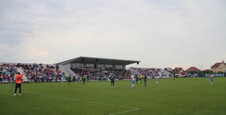 Сьогодні, 9 листопада, у рамках 17-го туру Першої ліги України з футболу «Минай» на своєму полі приймав МФК «Миколаїв».