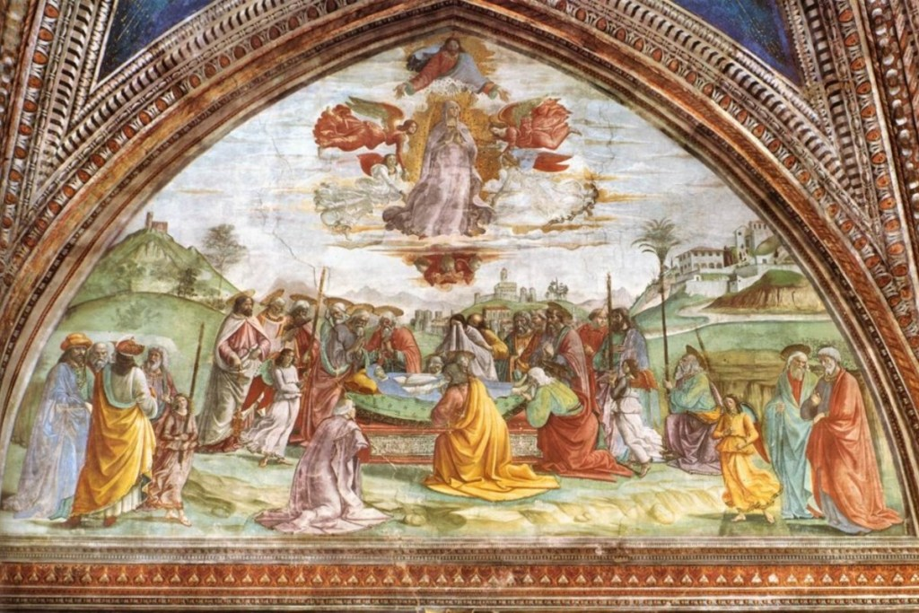 У храмах даної конфесії відбулися урочисті літургії. Окрім цього, у римо-католицькій церкві вшановують Внебовзяття Діви Марії.