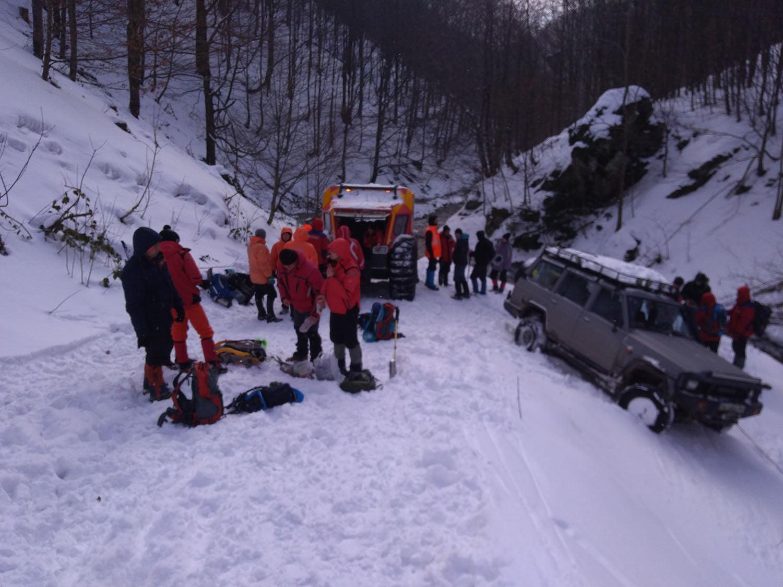 Оновлена інформація щодо пошуків заблукалого в горах киянина.