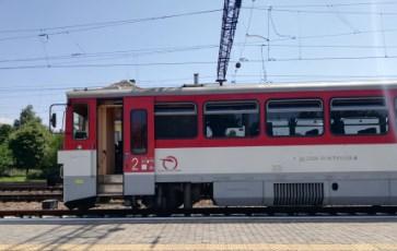 Від сьогодні курсує поїзд сполученням Кошице-Мукачево-Кошице. 9 червня о 13.50 потяг прибув на станцію в Мукачево, і ,згідно розклажу, відправився у зворотній рейс.
