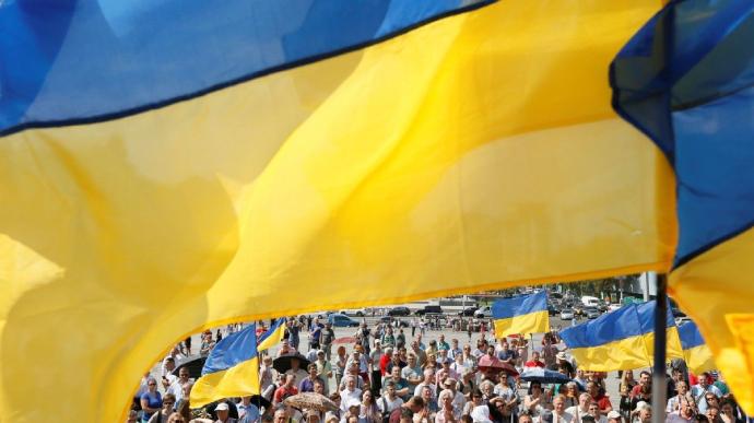 В 2020 году количество жителей Украины сократилось на 314 062 человека и достигло 41,59 млн человек.