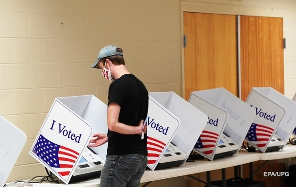У США завершилося голосування на виборах.