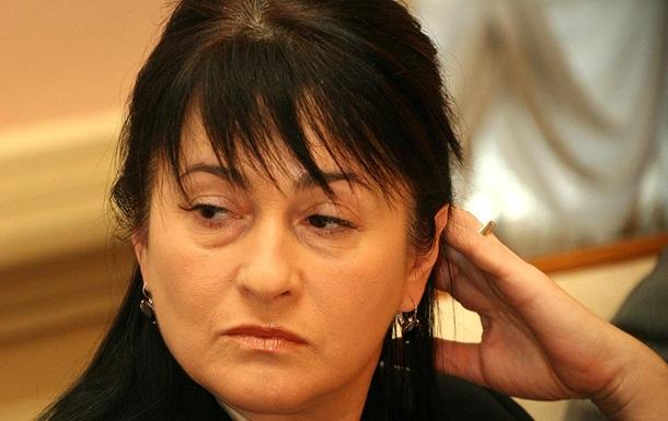 Журналіст, телеведуча і екс-нардеп Ольга Герасим'юк, яка до цього була першим заступником голови Національної ради, стала її главою.