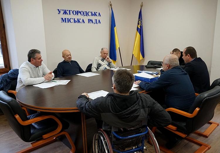 Про це повідомив відділ інформаційної роботи Ужгородської міської ради.