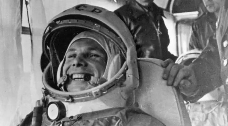 12 квітня 1961 року вважається офіційною датою початку космічної одіссеї Людства.
