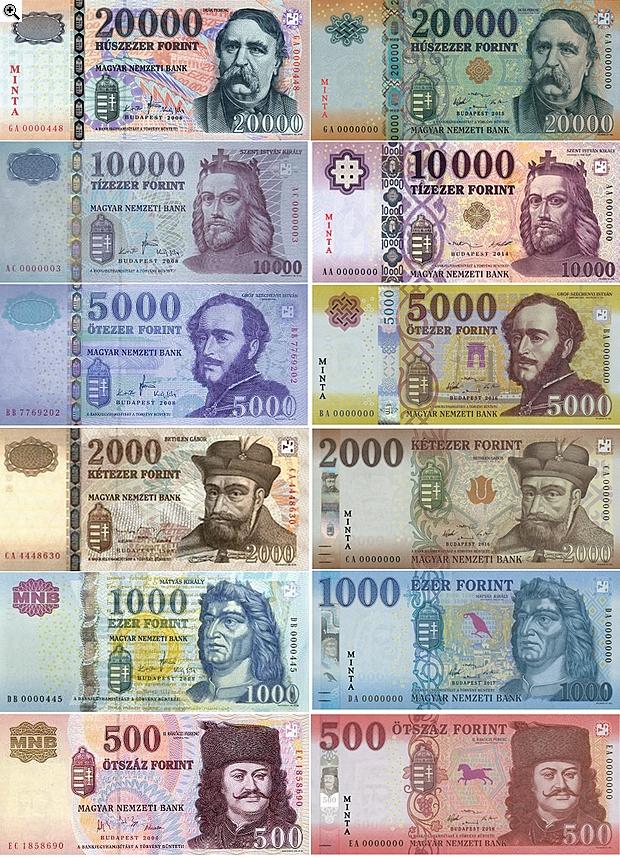 Випущені до 2014 року банкноти прийматимуться у торгових та інших закладах: 500 – до 31 жовтня, 10 000 – до 31 грудня 2019 року.