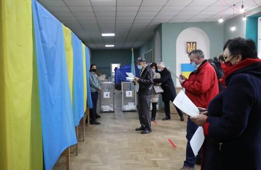 62 109 жителів Виноградівського району прийшли сьогодні голосувати на місцевих виборах.