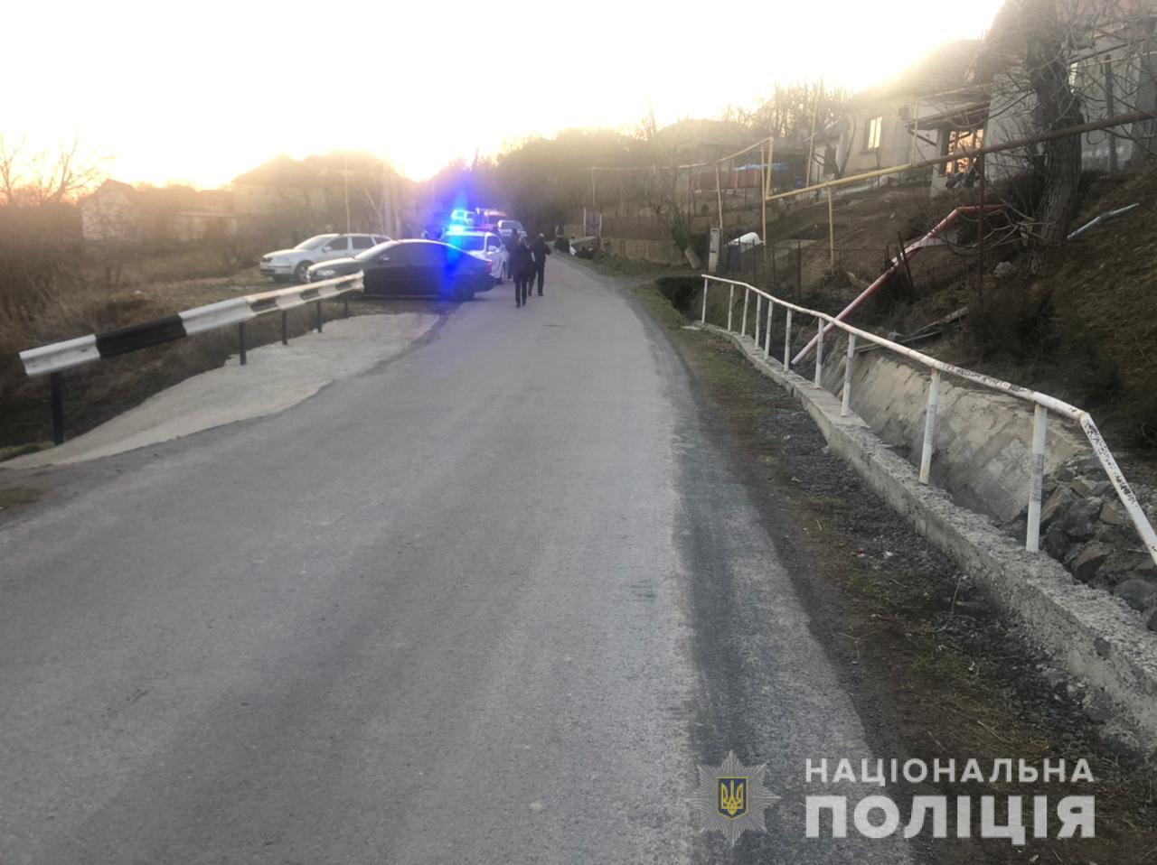 Внаслідок аварії  водій загинув на місці,  його пасажира доставлено до  місцевої  лікарні. За фактом дорожньо-транспортної  пригоди слідчі розпочали розслідування
