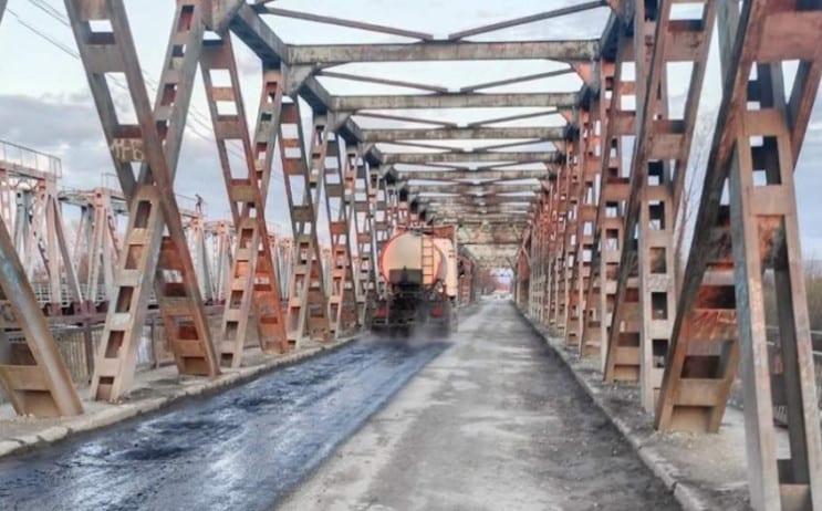 На Закарпатті відремонтують важливий для регіону аварійний міст.