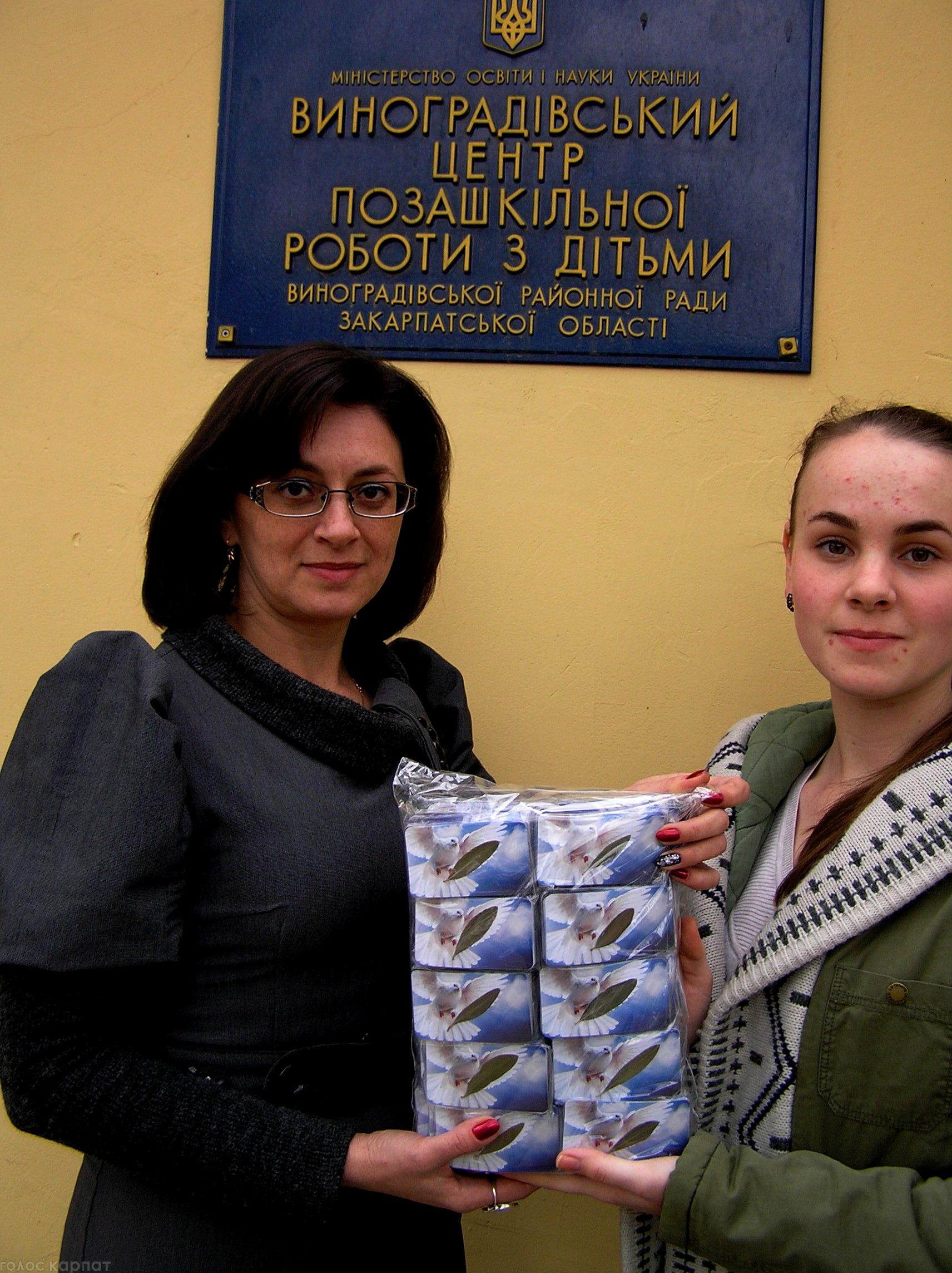 Ініціатором цієї міжнародної дитячої акції стала ізраїльська школярка Сіма,яка народилася в Україні.