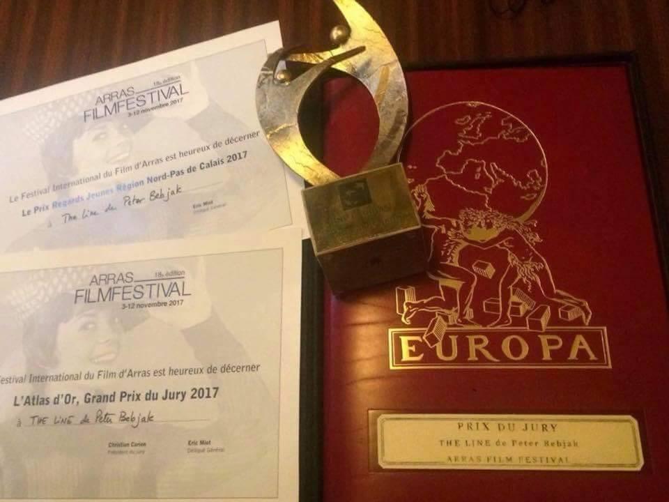Українсько-словацький трилер «Межа» отримав Гран-прі Міжнародного кінофестивалю у Франції