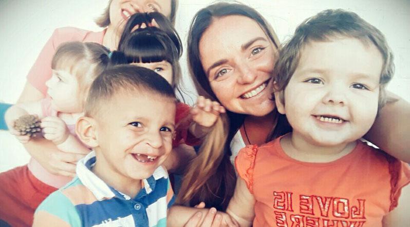 Закарпатські волонтери відвідали Свалявський дитбудинок