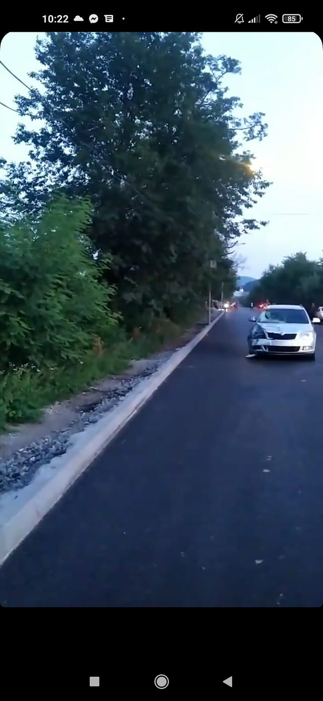 17 липня у Великому Березному трапилась трагічна ДТП - водій на смерть збив дитину.