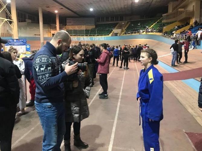 29-31 січня у місті Лева проходив чемпіонат України з дзюдо серед кадетів до 18 років.