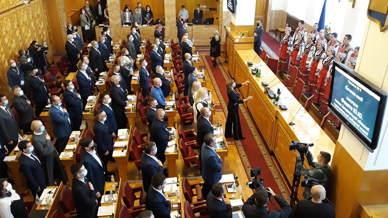 Петров запропонував дві кандидатури заступників голови Закарпатської облради.