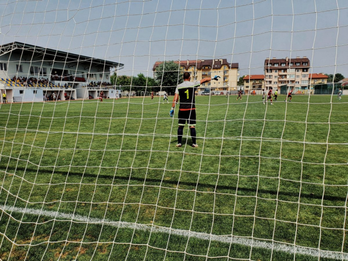 Ужгород играет во втором спарринг-матче против «Ворсклы» в результативной ничьей.