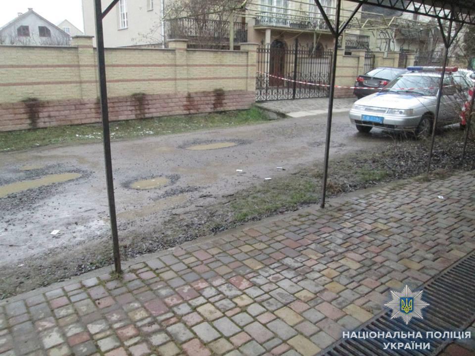 В Ужгороді сталася стрілянина