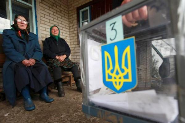 Такі оперативні підсумкові дані, які Комітет виборців України отримав у Полянській ТВК.