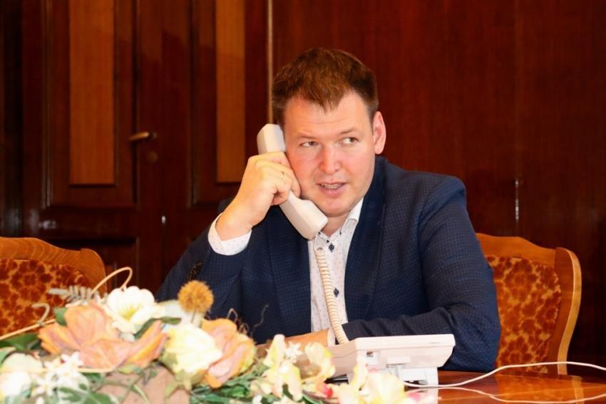 Гетманенко звільнений із посади першого заступника голови Закарпатської ОДА.