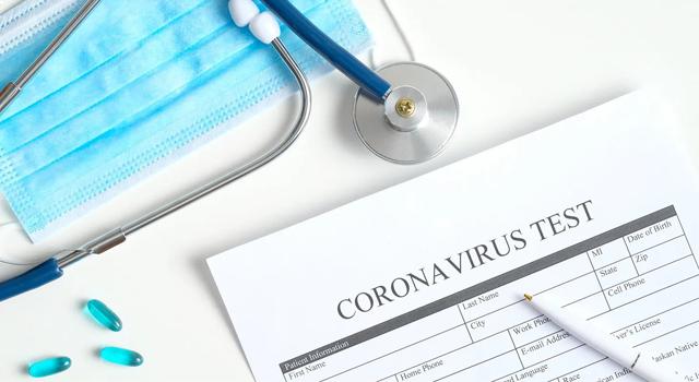 58350 експрес-тестiв для визначення антигена кopoнaвipycy SARS-CoV-2 надійшли в медичні заклади області.