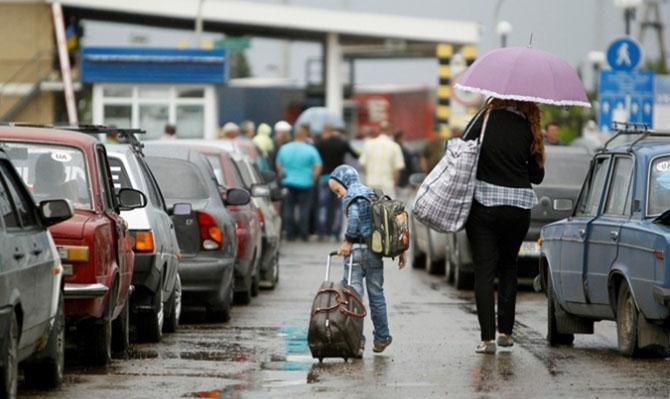 Число заробітчан, які виїхали з України, досягло 4 млн чоловік