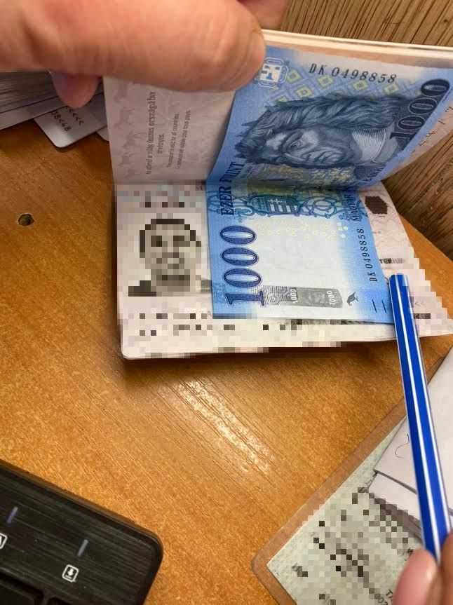 Впродовж минулих вихідних троє іноземців намагались «підкупити» прикордонників Мукачівського прикордонного загону.