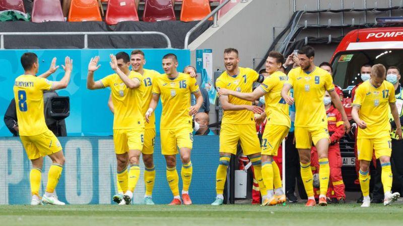 У другому турі групового етапу Євро-2020 збірна України переграла Північну Македонію з рахунком 2:1. Це перша перемога