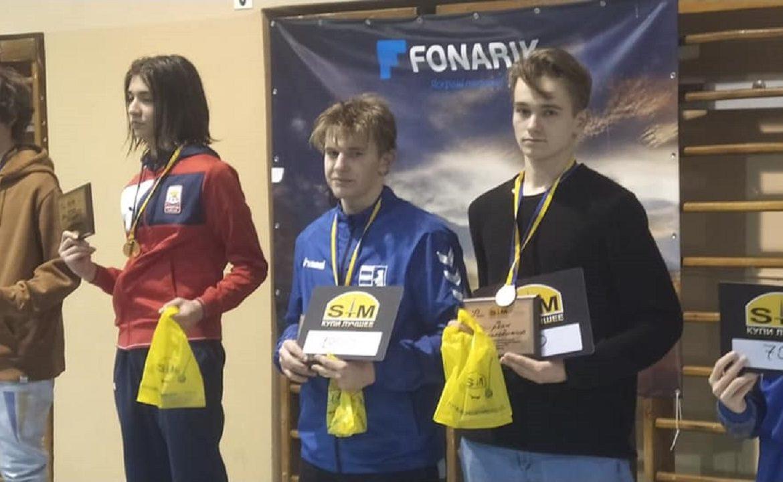 Перемогу здобув закарпатець Данил Безкоровайний.
