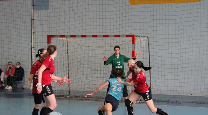 Наприкінці минулого тижня відбулися чвертьфінальні матчі Кубка України з гандболу серед жіночих команд сезону 2020/21 між львівською «Галичанкою» та ужгородськими «Карпатами».