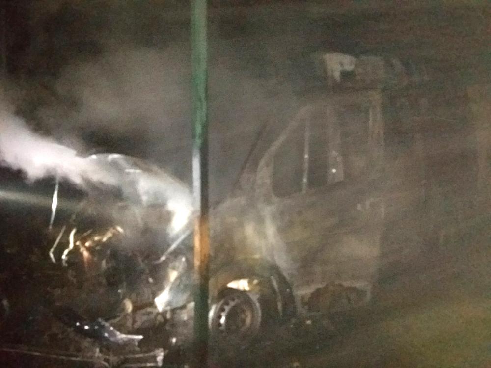 19 червня о 03:08 до оперативно-рятувальної служби Закарпаття надійшло повідомлення про загорання автомобіля марки Mercedes Sprinter. Подія трапилася в с. Нове Давидково Мукачівського району.