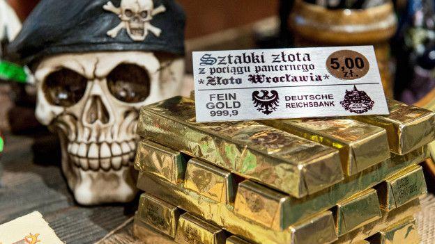 Начиненный золотом «поезд-призрак»: ученые ищут великое сокровище нацистов