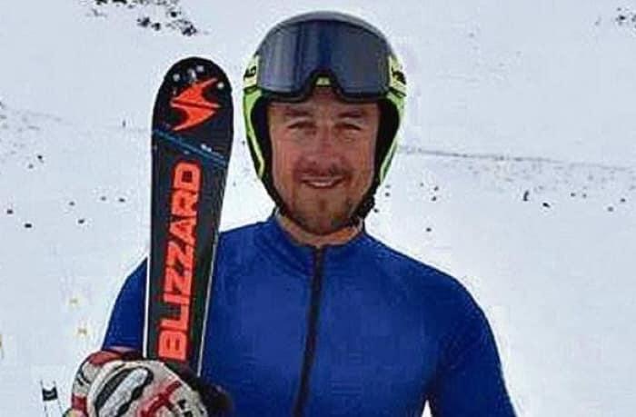 Закарпатський лижник Іван Ковбаснюк «ізолювався» від пандемії на гору Близницю.