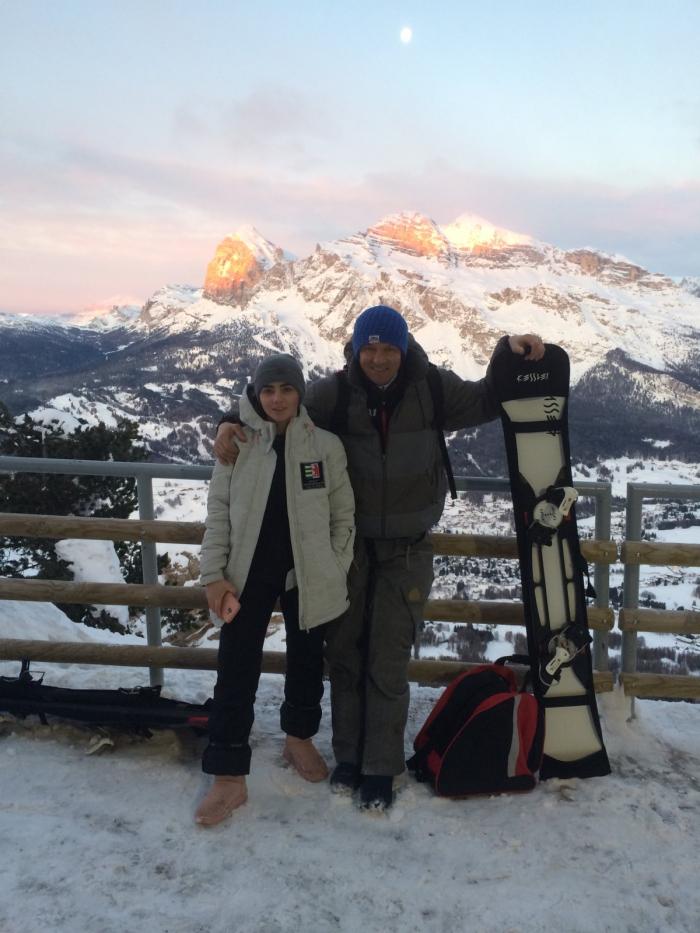 Нещодавно (21-22 грудня) на базі відомого австрійського курорту Гофюген відбувся кубок Європи зі сноубордингу в паралельному слаломі-гіганті, де взяли участь чимало українських сноубордистів.