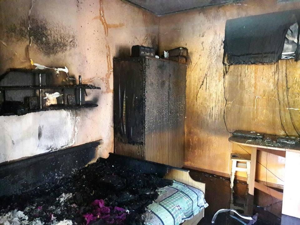 Виноградівські рятувальники 22-23 серпня ліквідували дві пожежі