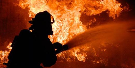 На Виноградівщині в селі В.Ком'яти сталася пожежа в приватному будинку
